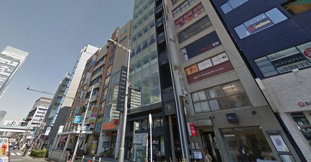 カラオケ ジョイサウンド銀座二丁目店の外観