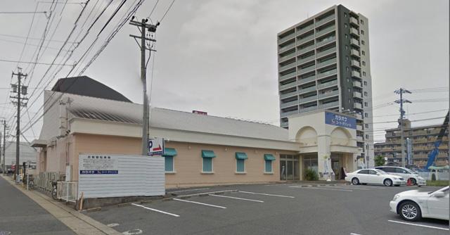コート・ダジュール鳴海店、カラオケ教室会場の外観