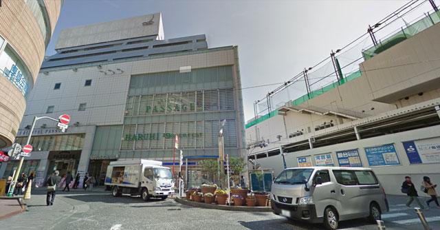 カラオケ ジョイサウンド町田の外観
