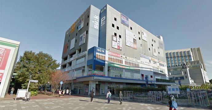 カラオケ コートダジュール海浜幕張店の外観