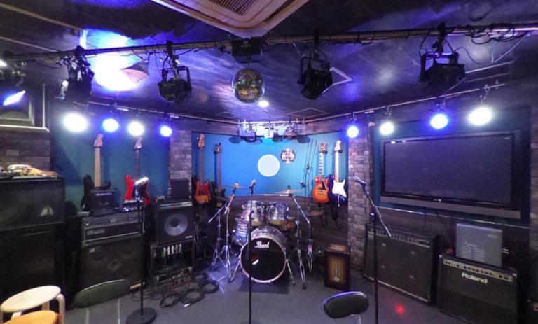 渋谷nobのステージ