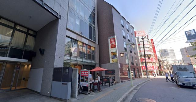 カラオケ JOYSOUND名駅三丁目中央店の外観
