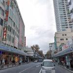 ラオケ ジョイサウンド横須賀中央店の外観