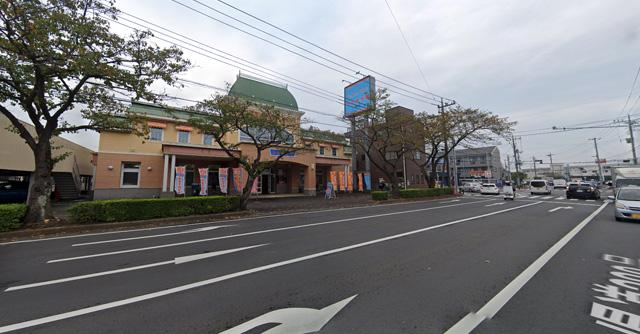 カラオケ館-流山店の外観